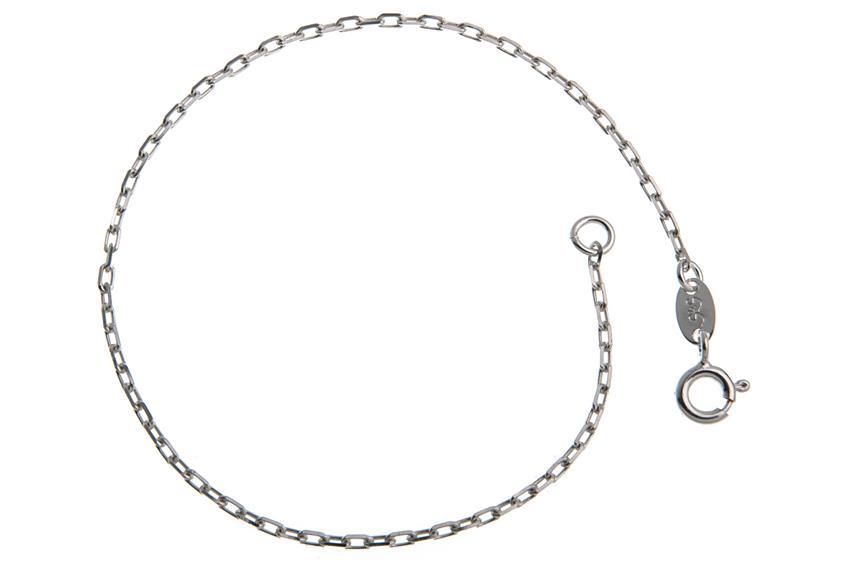 Ankerketten Armband 1,7mm - 925 Silber