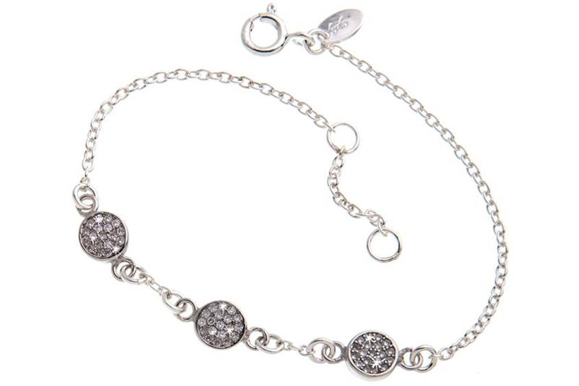 Fashion Line Armband Secret 1 - 925 Silber