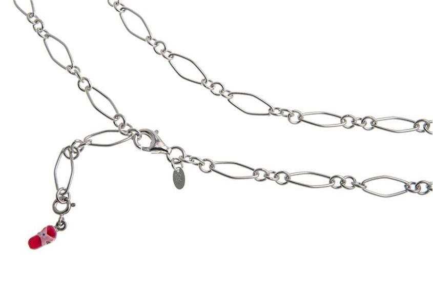 Bauchkette Maien - 925 Silber