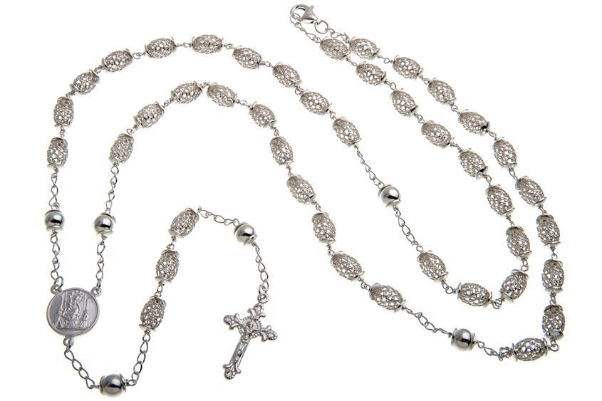 Rosenkranz Domenico - 925 Silber
