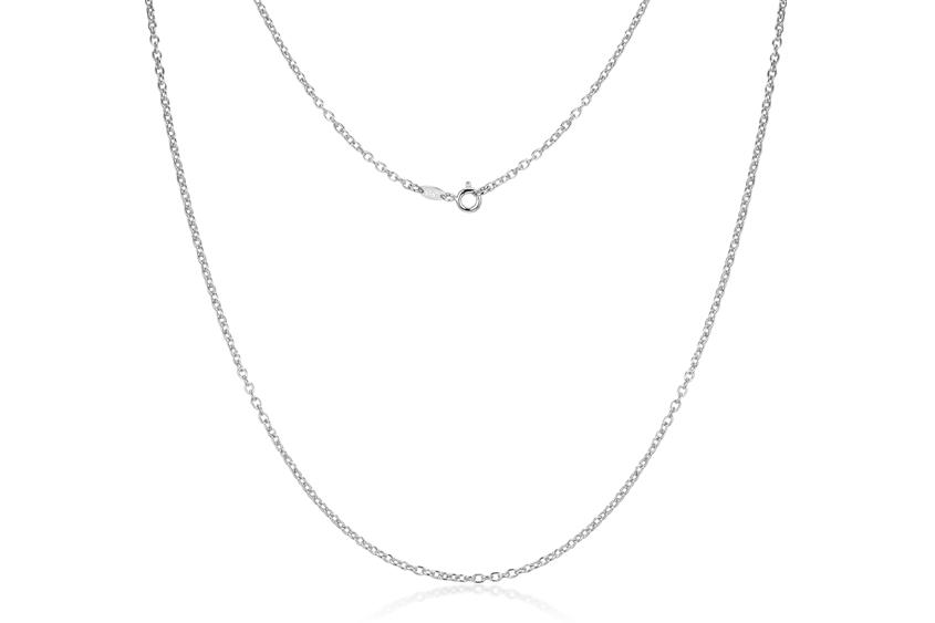Erbskette 2,2mm - 925 Silber