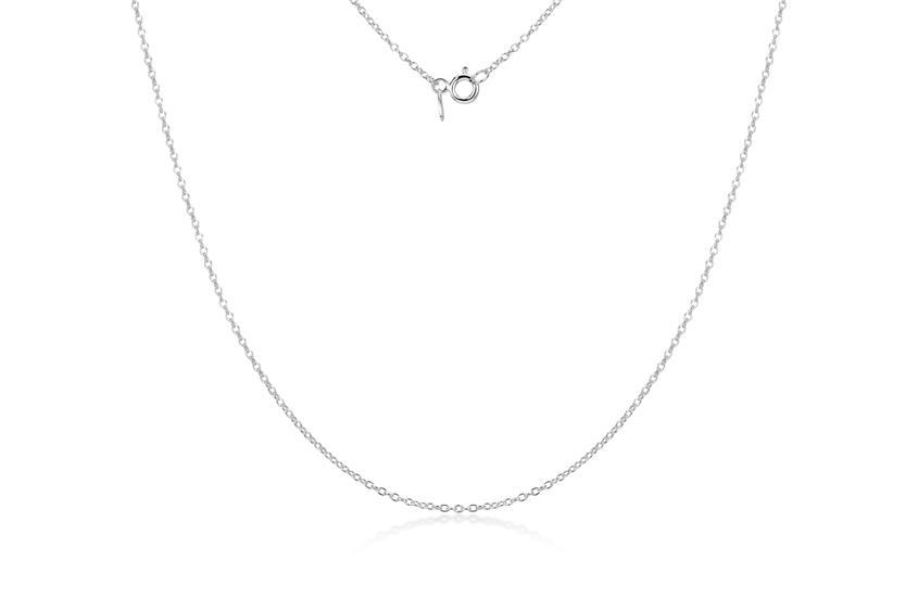 Erbskette 1,3mm - 925 Silber