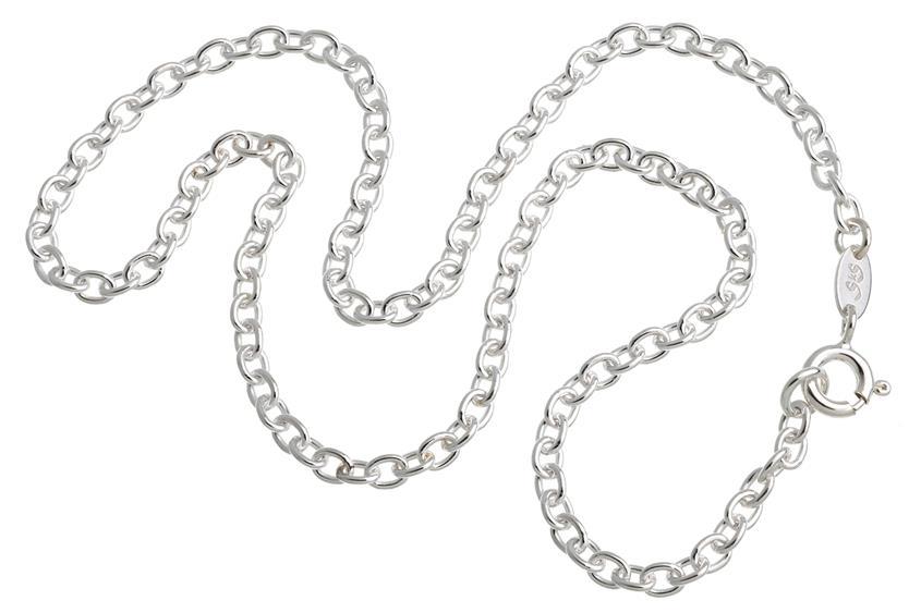 Erbskette 2,8mm - 925 Silber