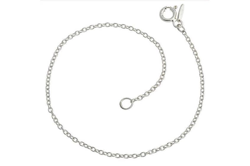 Erbskette Armband 1,6mm