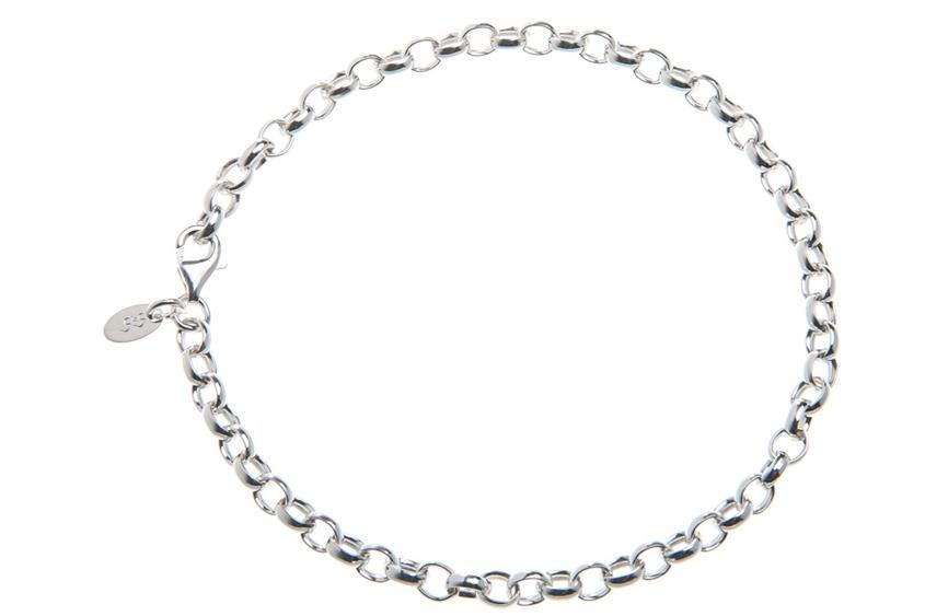 Erbskette Armband 4mm