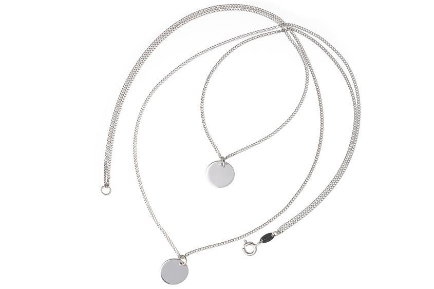 Fashion Line Twins - 925 Silber