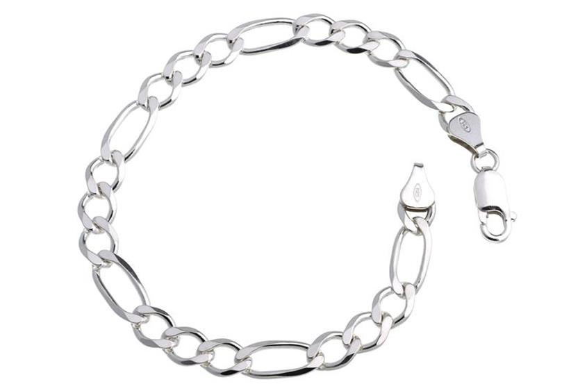 Figarokette Armband 6,5mm