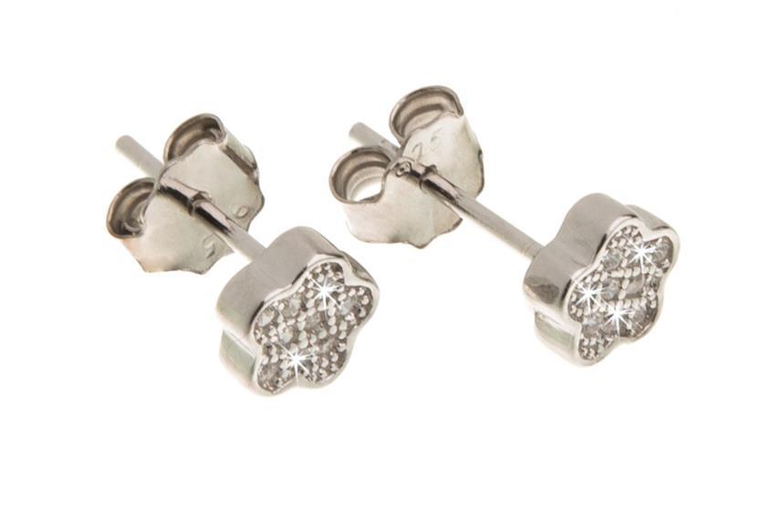 Ohrstecker Set - 925 Silber 3 Paar zum günstigen Setpreis