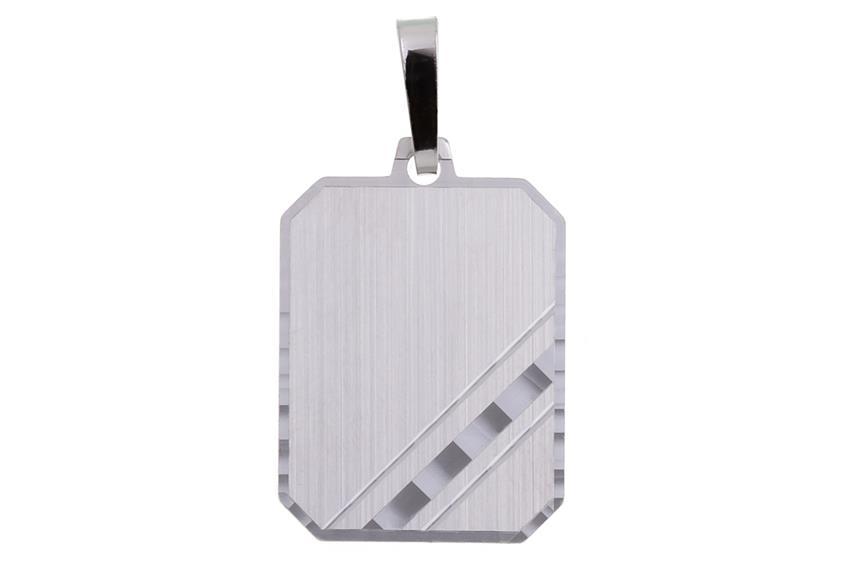 Gravuranhänger - 925 Silber Mod. GP150689MF