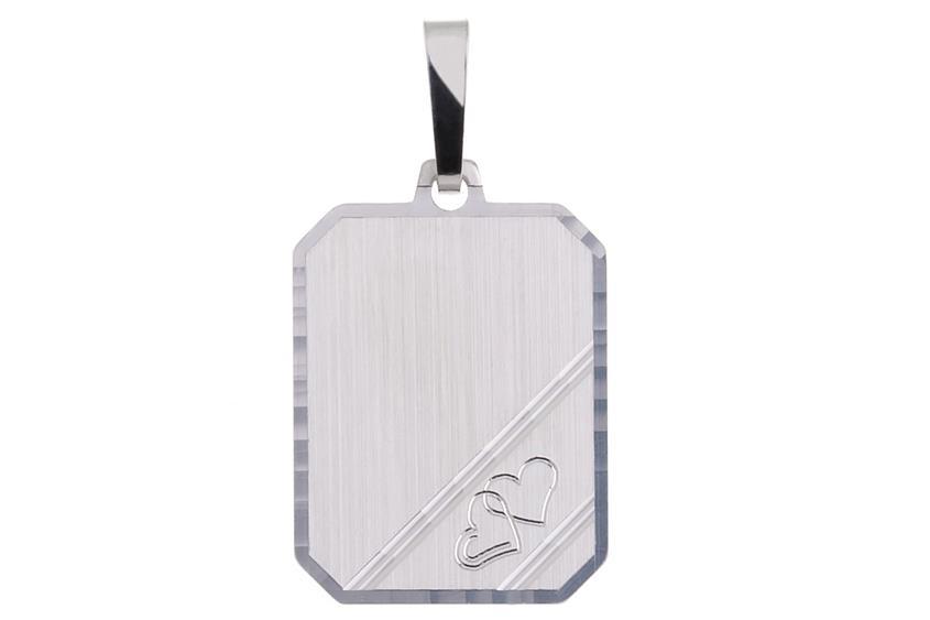 Gravuranhänger - 925 Silber Mod. GP150692MF