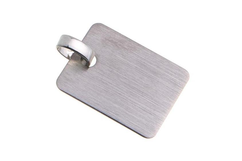 Gravuranhänger - 925 Silber