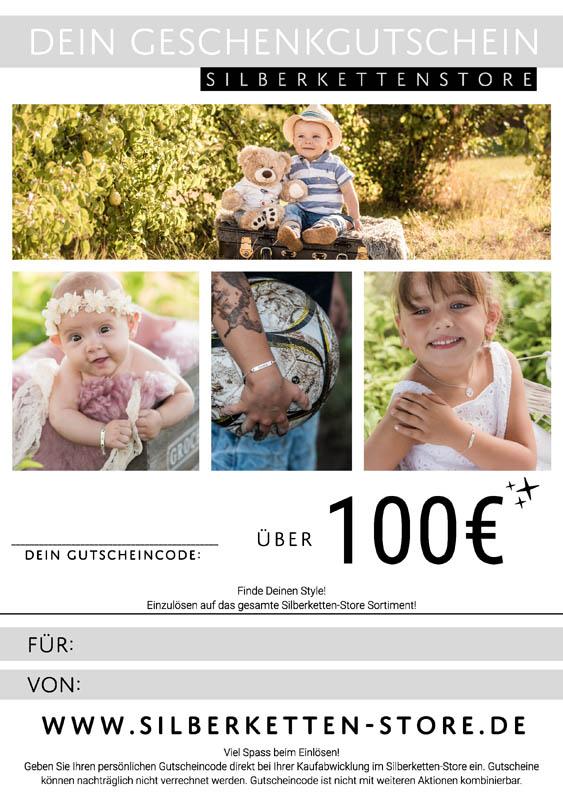 Gutschein 100 EUR Kids