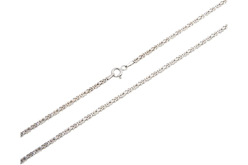 Königskette 2mm - 925 Silber
