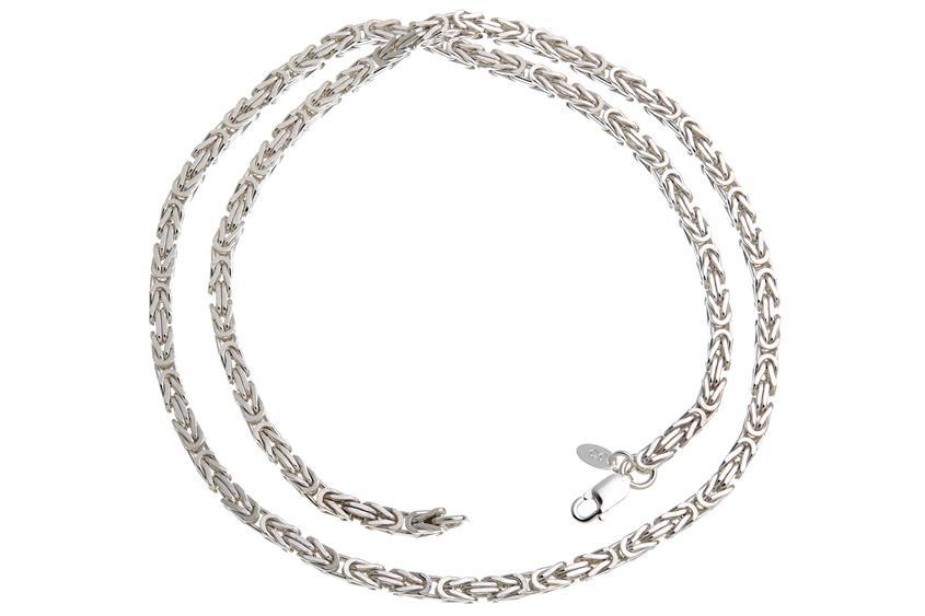 Königskette 3,5mm - 925 Silber