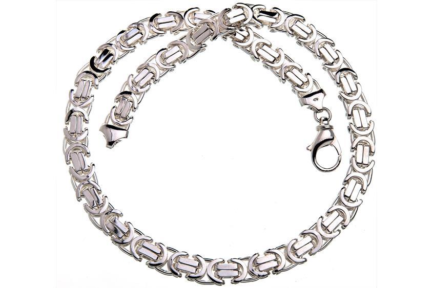 Königskette, flach 11mm