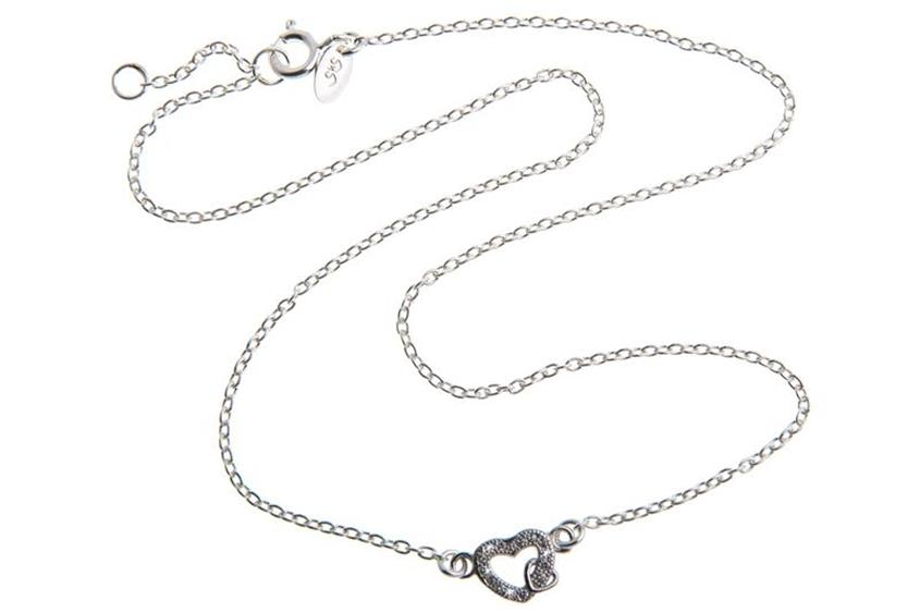 Fashion Line Kette Amore - 925 Silber