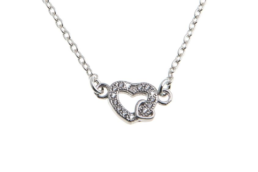 Fashion Line Kette Amore - 925 Silber