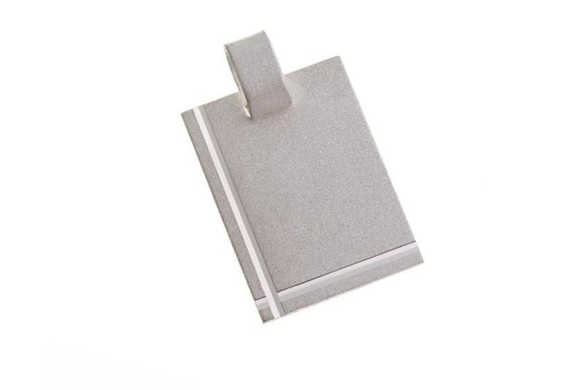 Gravuranhänger - 925 Silber Mod. MQ1