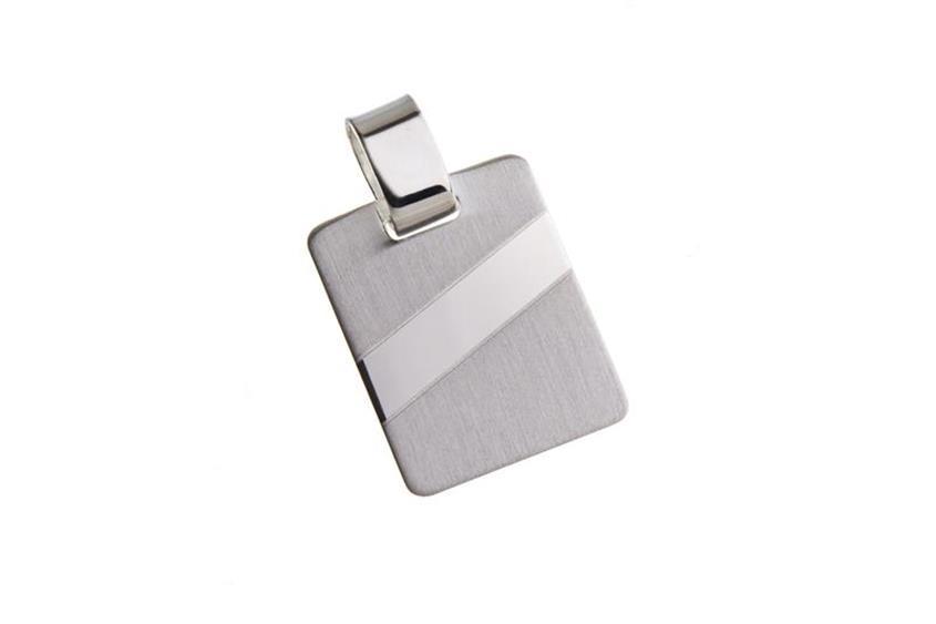 Gravuranhänger - 925 Silber Mod. 025MQM1519S