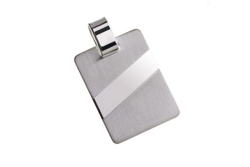 Gravuranhänger - 925 Silber Mod. 025MQM1723S