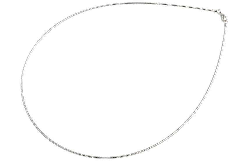 Omegahalsreifen 1,5mm - 925 Silber