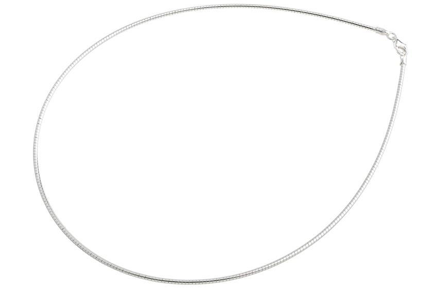 Omegahalsreifen 1,8mm - 925 Silber