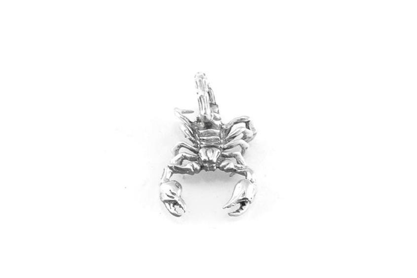 Anhänger Skorpion klein - 925 Silber