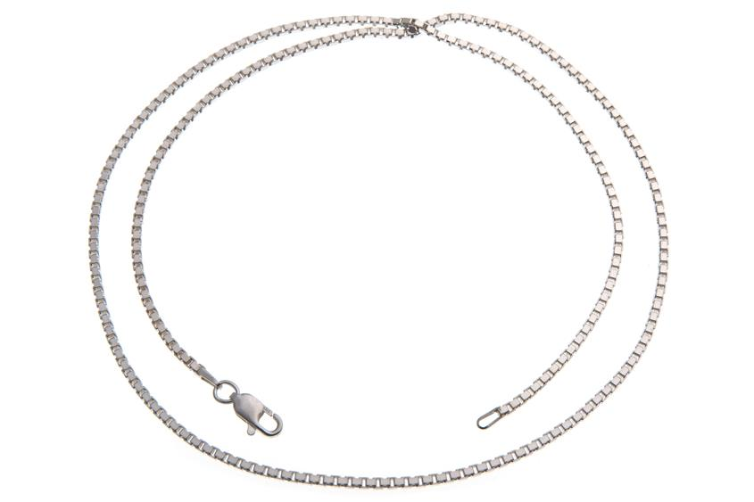 Veneziakette 2mm - 925 Silber