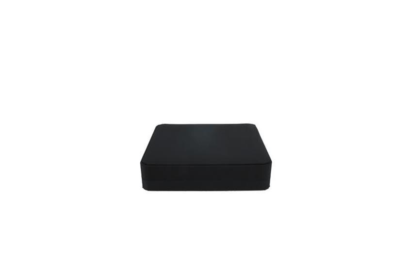 Geschenkverpackung, groß Farbe schwarz