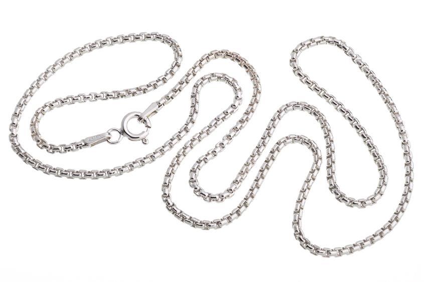 Veneziakette rund 2mm - 925 Silber