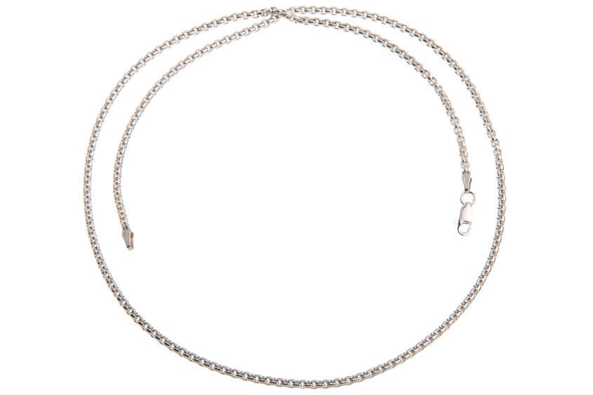 Veneziakette rund 2,7mm - 925 Silber