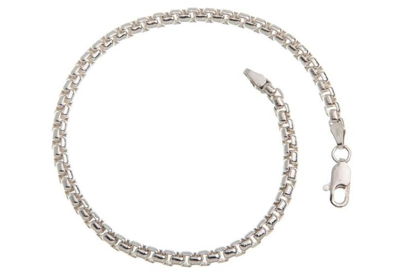 Veneziakette Armband rund 3,7mm