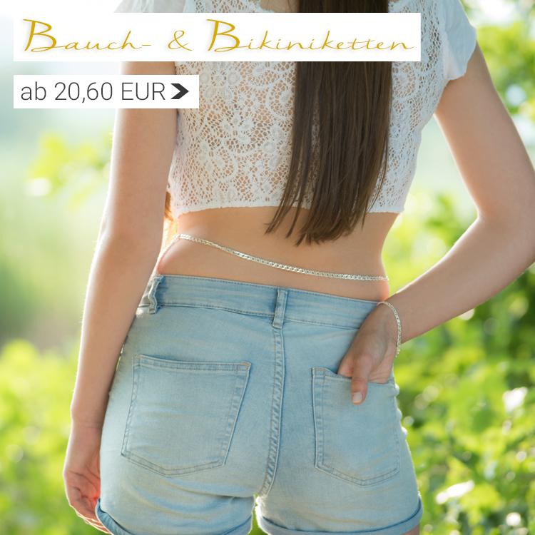 Bikinikette Bauchkette